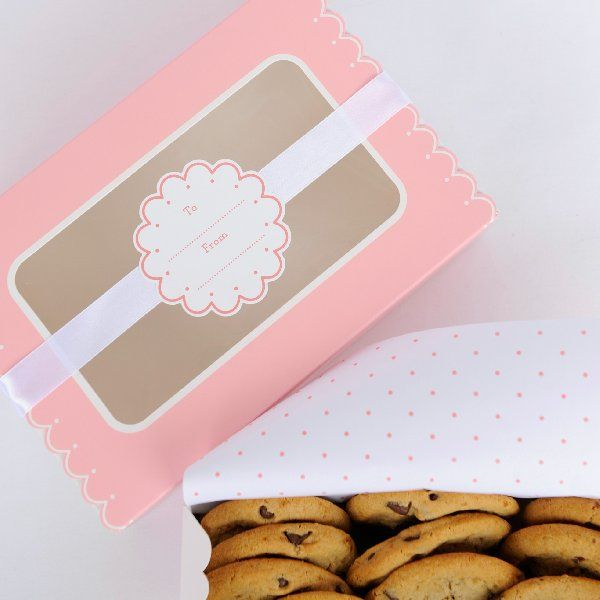 Cute cookie box goodies!