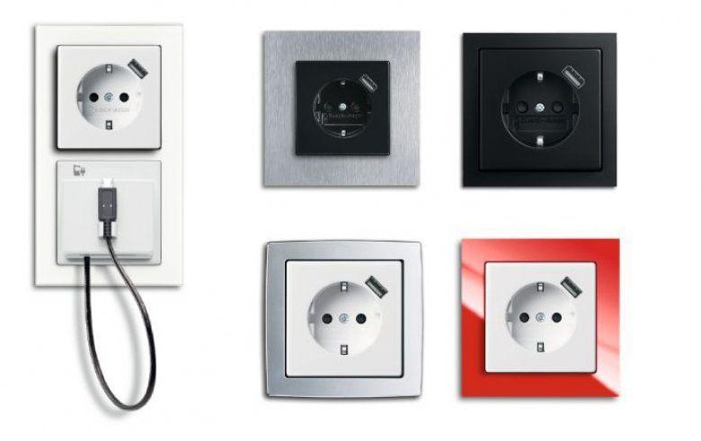 Steckdosen mit USB Anschluß | Home Organizing - Tips & Tricks ...
