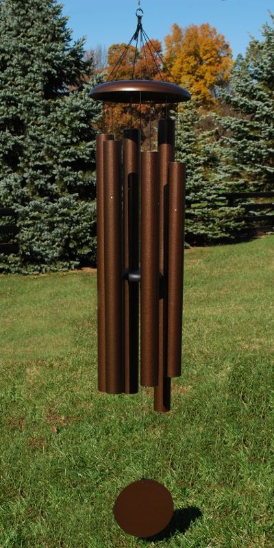 Bamboo wind chime by Large Windchime