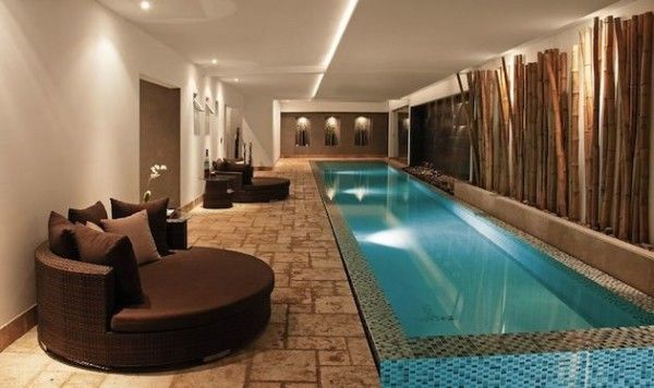Indoor Swimming Pool Design Ideas | Beautiful Places & Spaces ...