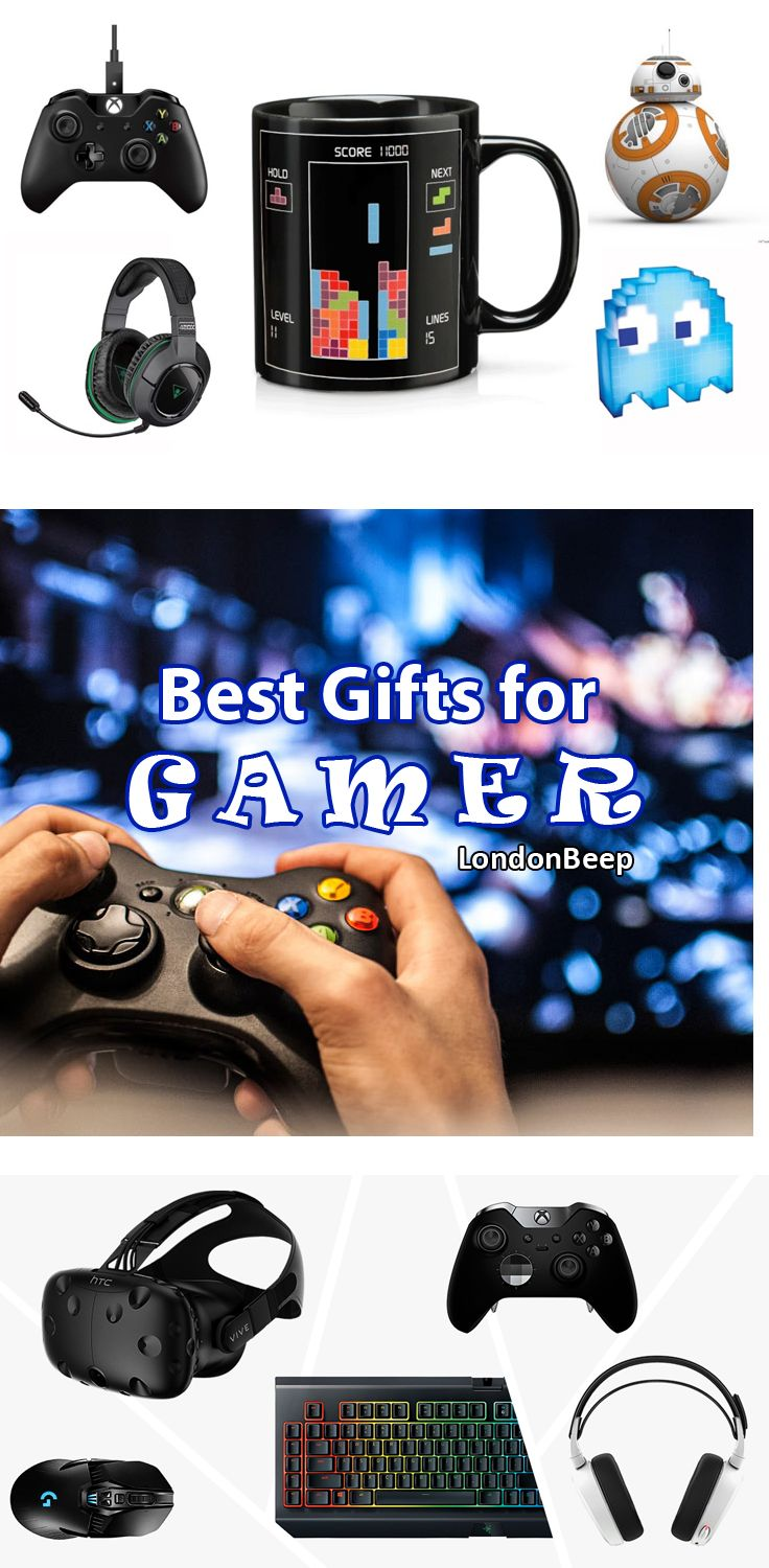 61 geeks presents gifts for gamers 2020 uk gamer gifts
