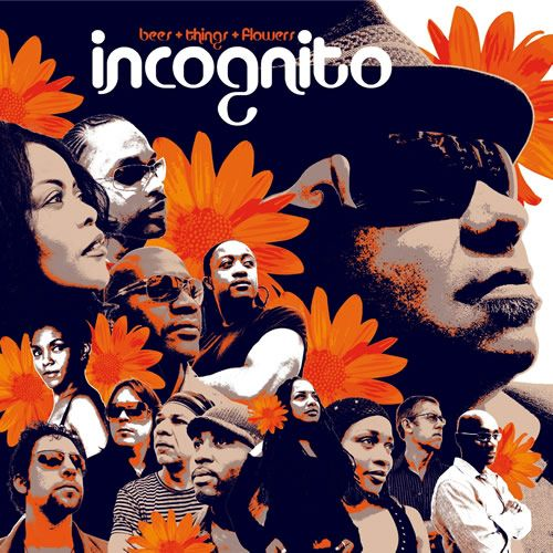 Incognito The Jewel Of The Uk Album Art Incognito Music Genius