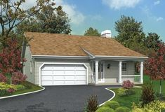 House Plan 5633 Ranch Plan 1 171 Square Feet 3 Bedrooms 2 Bathrooms