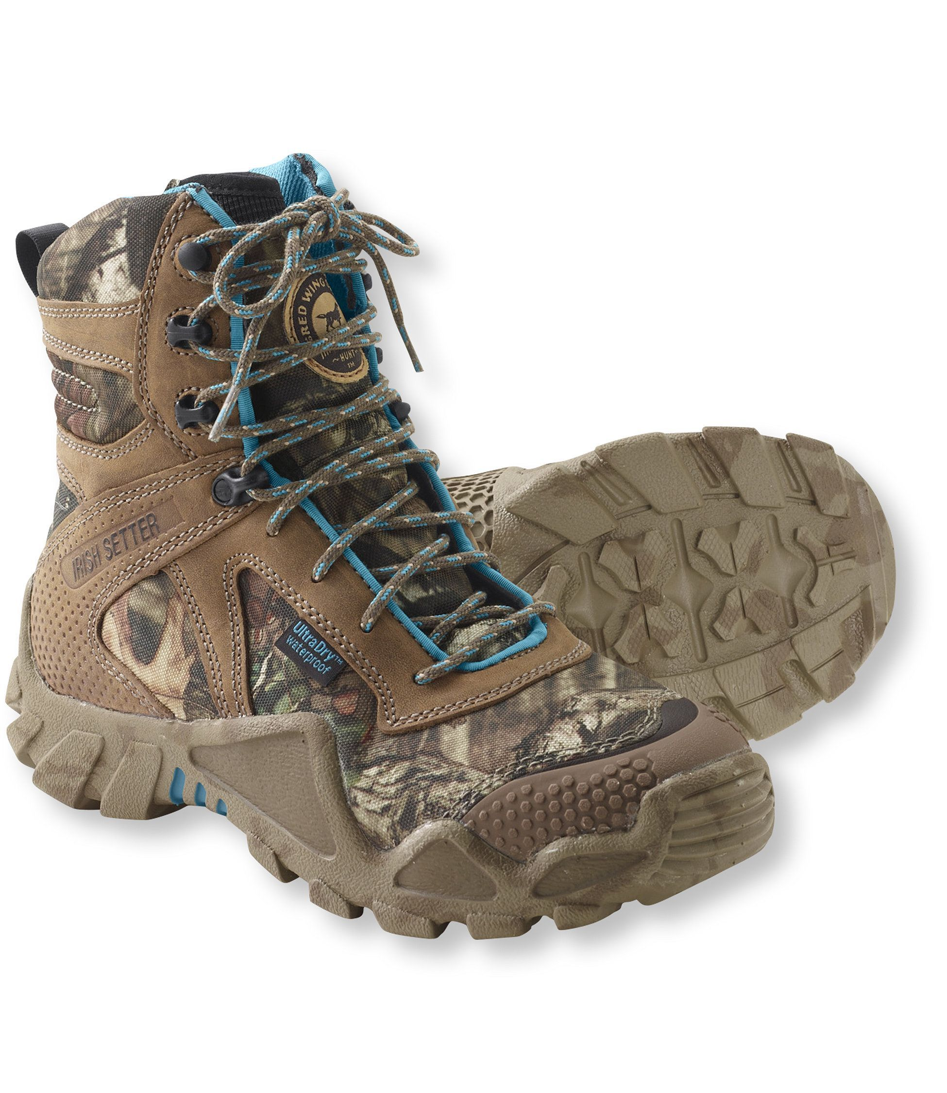 401a5746c09 Women's Irish Setter VaprTrek Hunting Boots | Products | Hunting ...