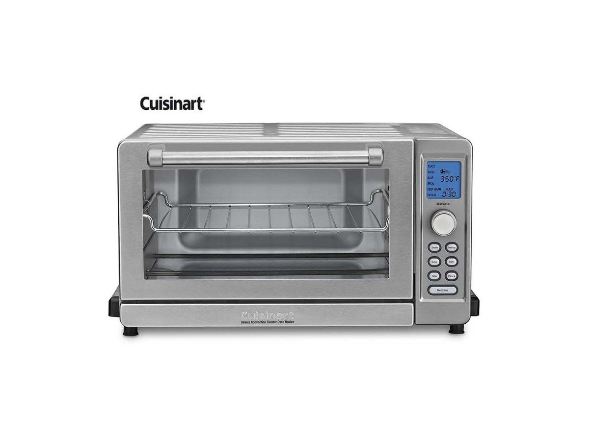 Cuisinart Tob 135nfr Digital Conventional Toaster Oven Certified Refurbished For 79 99 At Amazon Convection Toaster Oven Toaster Oven Cuisinart Toaster Oven
