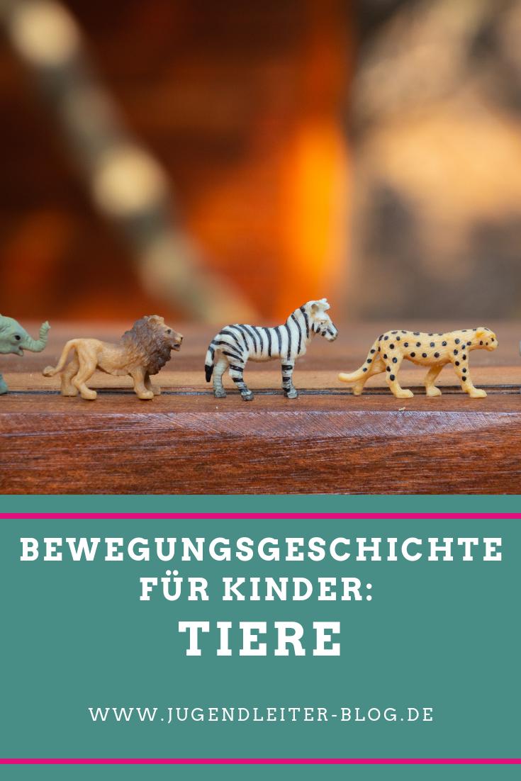 Bewegungsgeschichte Fur Kinder Tiere In 2020 Bewegungsgeschichte Turnen Im Kindergarten Kinder Tiere