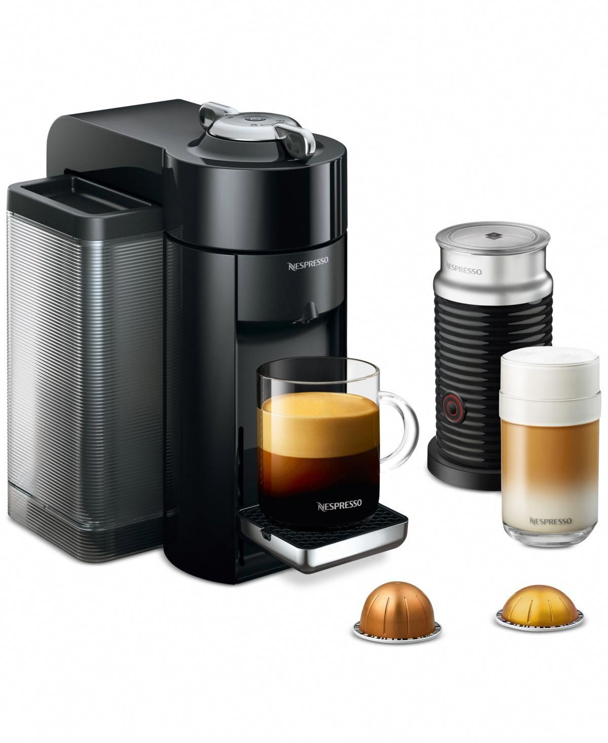 Nespresso by De'Longhi Vertuo Coffee and Espresso Machine