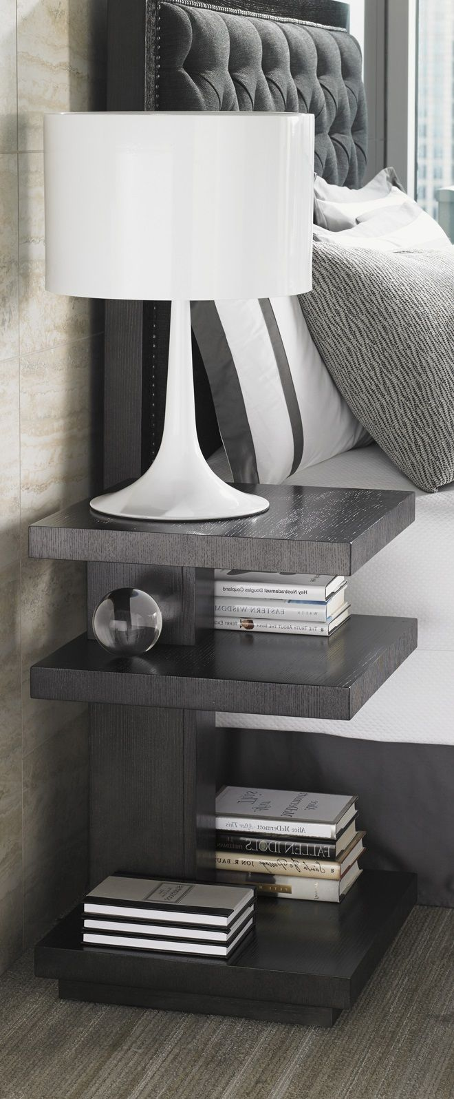Modern Bedroom Ideas Small Bedside Tables Contemporary Shelves End