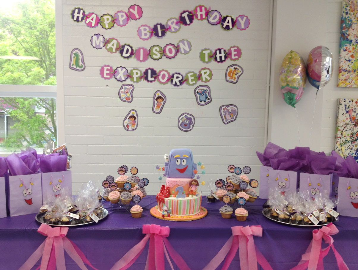 dora the explorer birthday party ideas pin dora the explorer