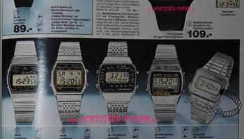 armbanduhren quelle katalog 1981 82 kassettenkind pinterest erinnerungen kindheit und. Black Bedroom Furniture Sets. Home Design Ideas
