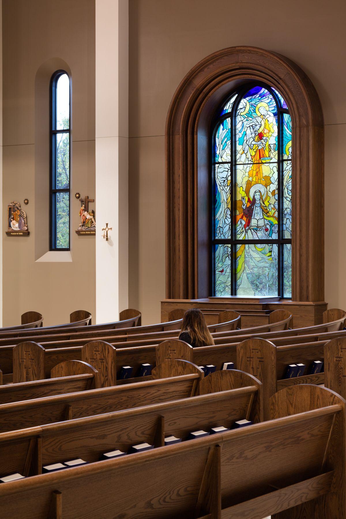 St Angela Merici Catholic Church With Images Catholic Church