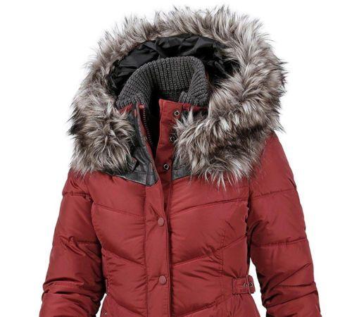 Khujo winterjacke damen ebay