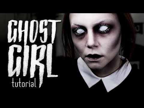 Ghost Girl Grwm Halloween Tutorial Halloween Tutorial Tutorial First Halloween Halloween shouldn't be all about thrills and chills. pinterest