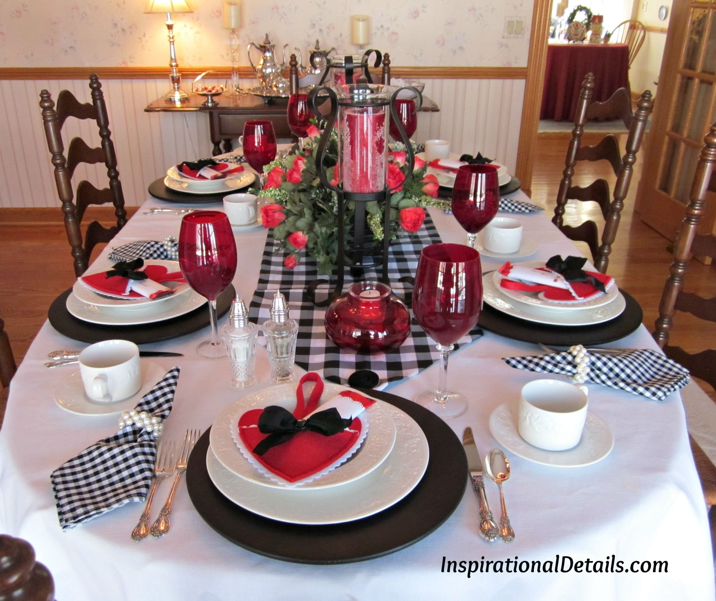 Delightful Book Club Lunch And A Valentineu0027s Day Themed Tablescape