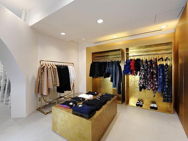 Dover Street Market Shop Interior Design in TokyoDovers Shops
