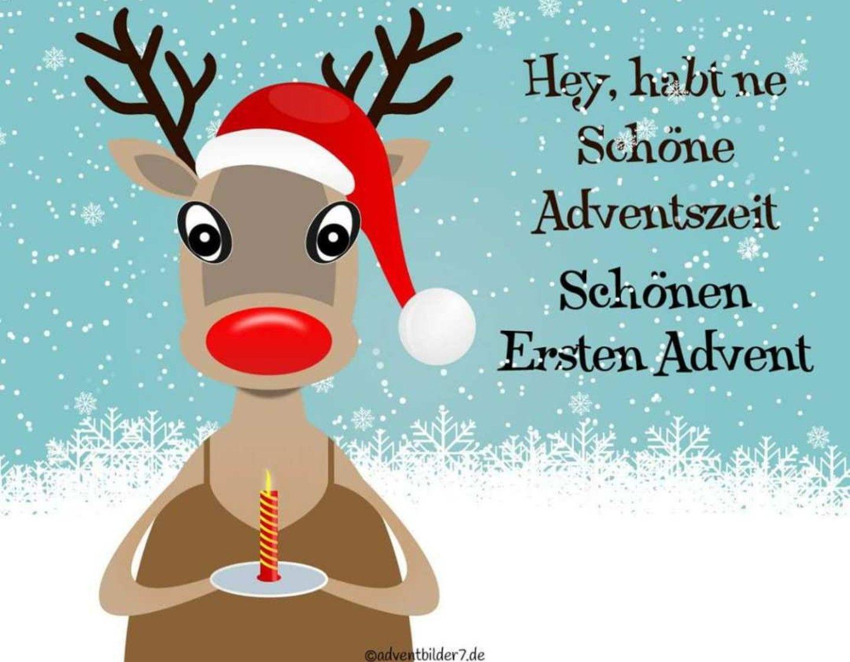 1. Advent #adventlustigerster