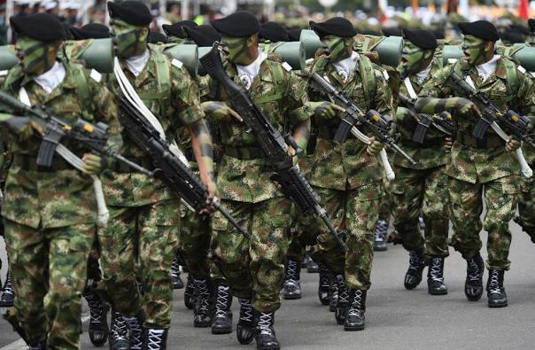 Los 6 Ejércitos Más Poderosos De América Latina Ejercito América Latina Latinas