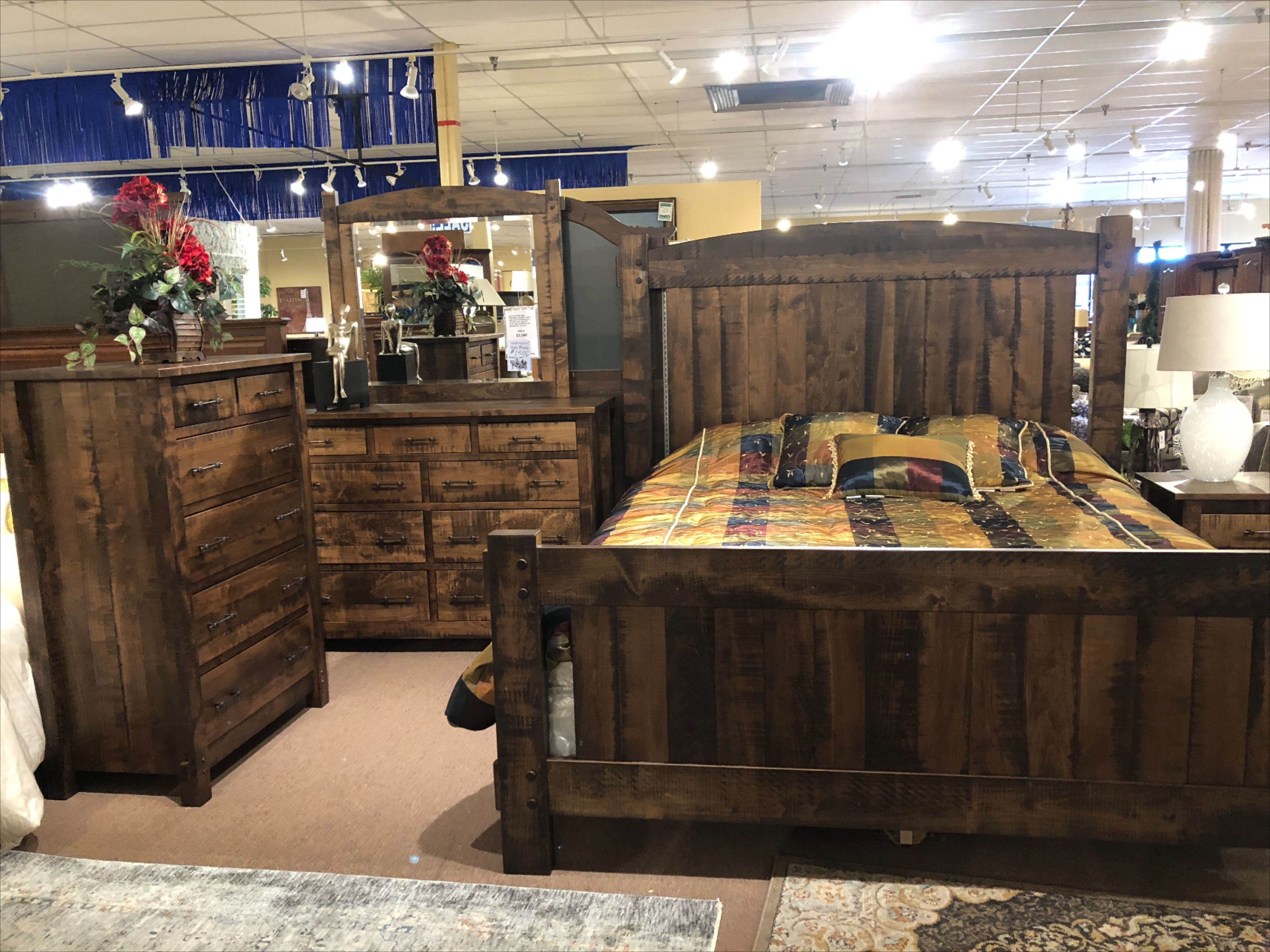 Amish Sedona Bedroom Set Furniture Mattress Furniture Oak Sofa