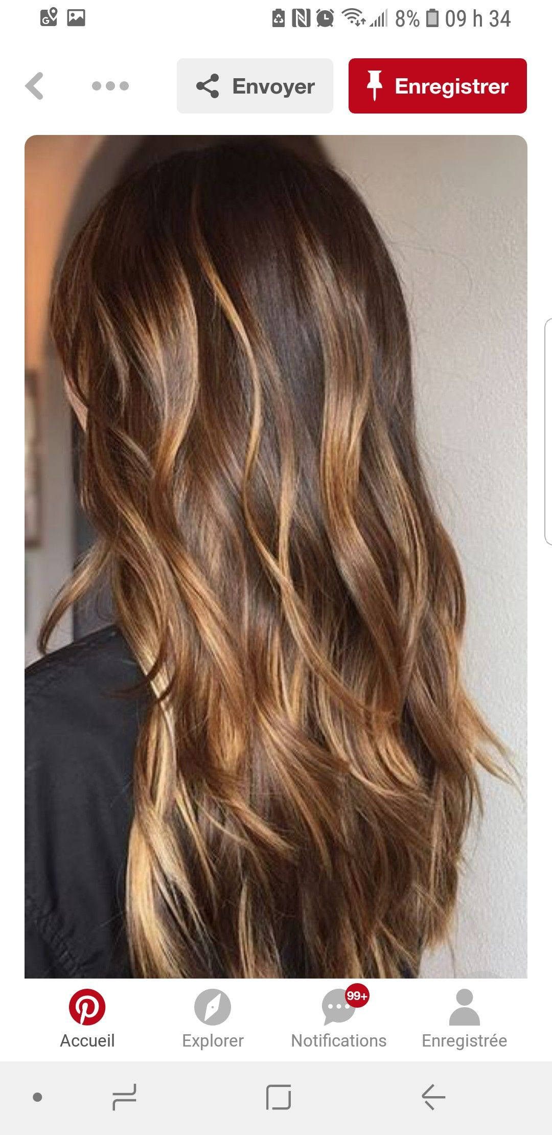 Pin By The Beauty Vineyard On Coiffure Ombre Hair Color Jessica Alba Hair Color Brown Ombre Hair Color