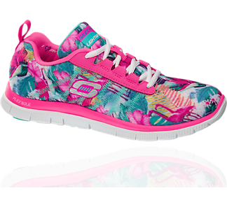 low priced 7f4df 2bb12 64,90 € Sneaker von Skechers in pink - deichmann.com ...