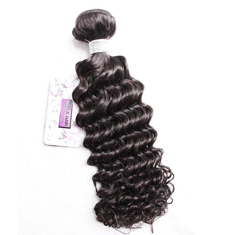 Bella Hair 100 Raw Unprocessed Brazilian Virgin Hair Deep Wave