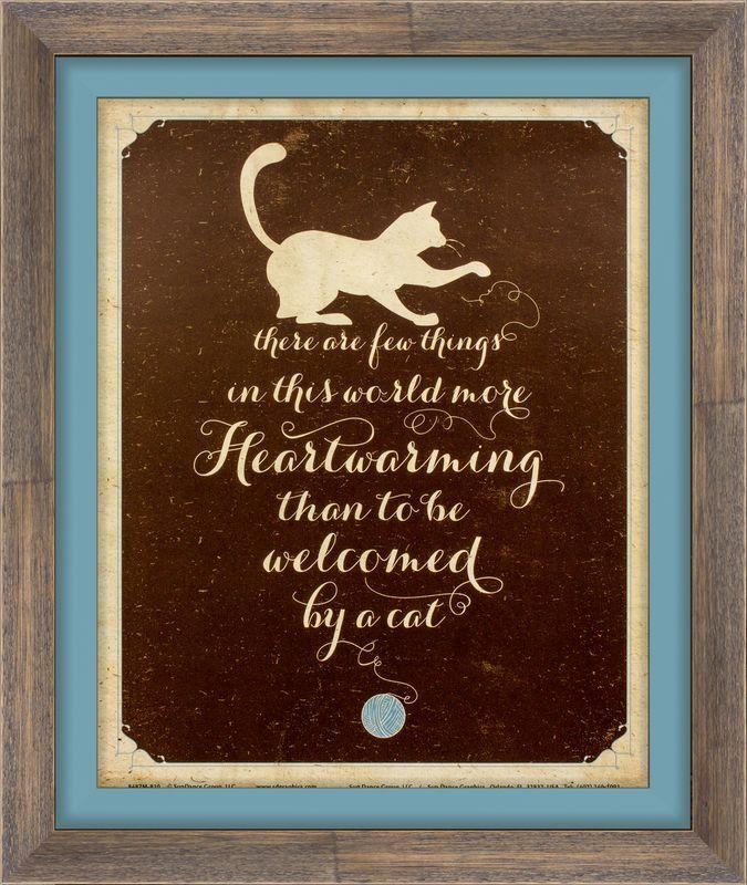 Quadro Decorativo Pet Gato Amor 25x30cm | Pinterest | Gato y Amor