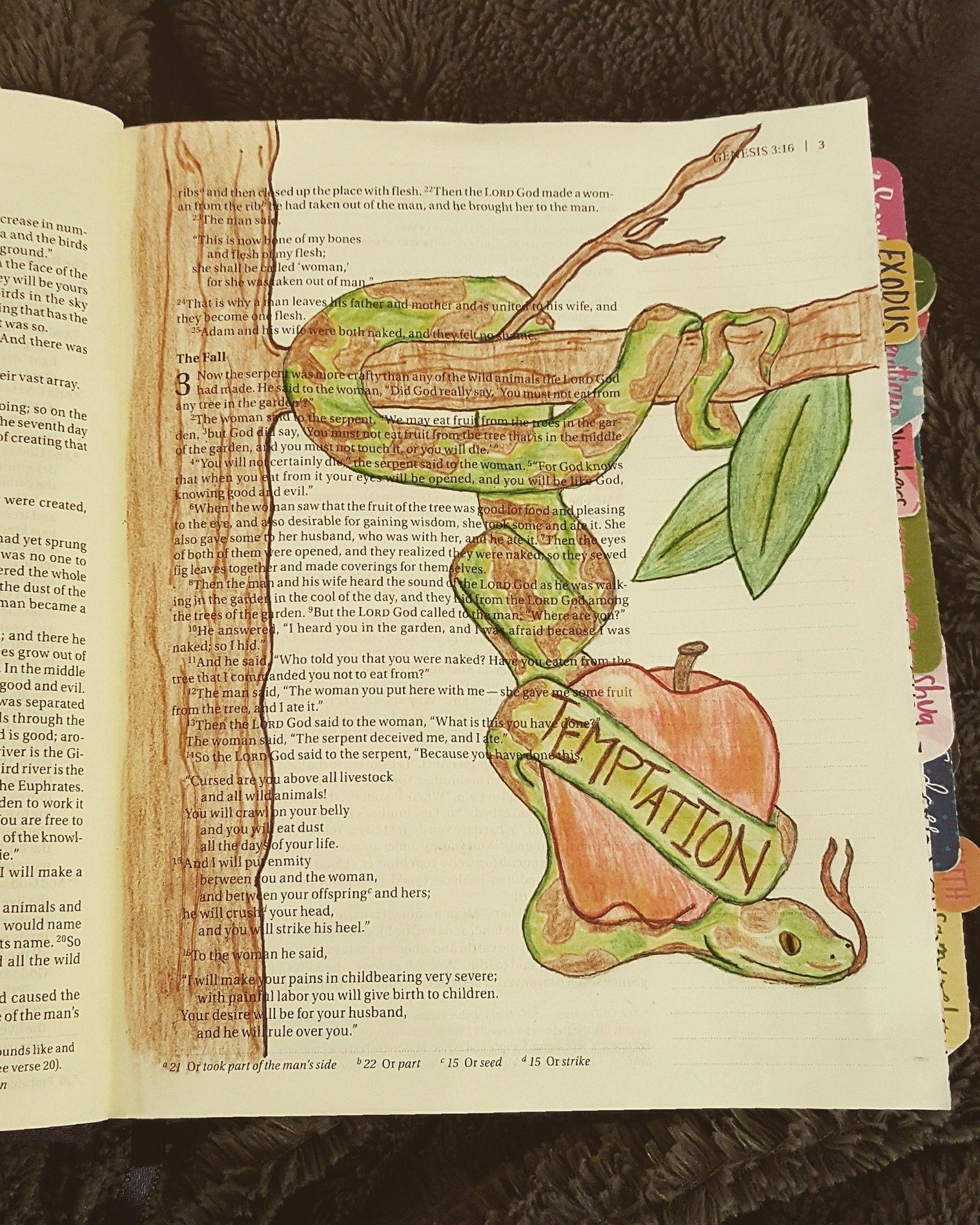 épinglé par Chelle Montrond sur Bible journaling