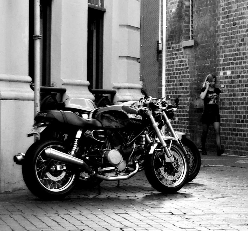 Ducati sport classic Cafe Racers and other bike porn