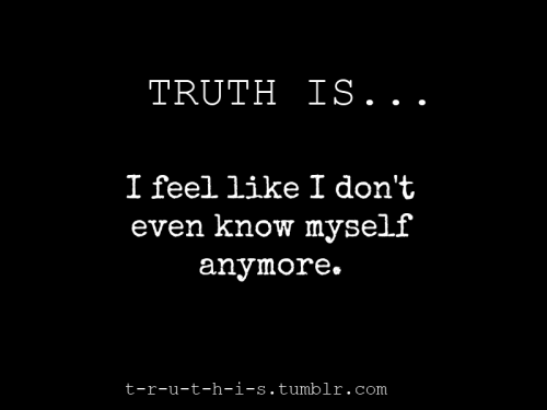 i dont know how i feel anymore - Google Search | Feelings