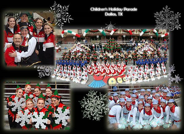 HTEDance Special Events proudly presents... The 25th Annual Children's Holiday Parade Directed by Jeffrey Giles and Choreographed by Tara Johnson Barnett and HTEDance Special Events Team