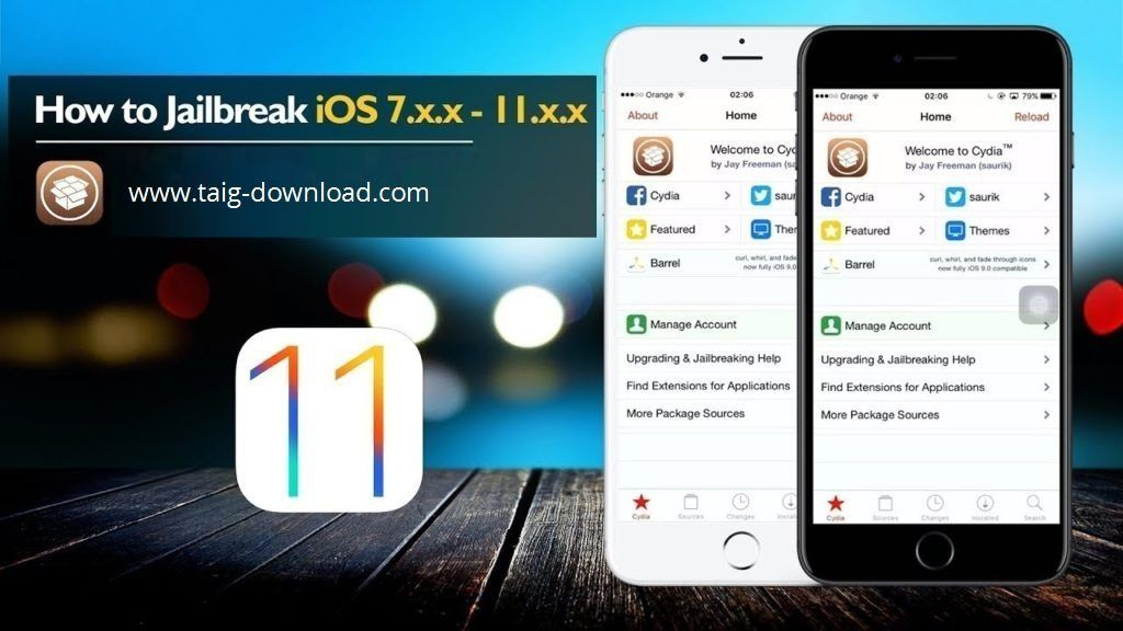 now you can Jailbreak for Download Cydia iOS 11.2.5. So