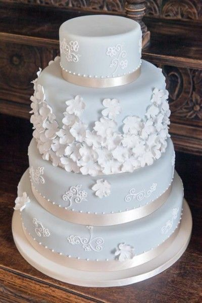 Look at the beautiful intricasey that this cake designer has created when creating this magnificent wedding cake! http://www.bluefizztentsandevents.co.uk/a-fine-romance-a-styled-shoot-at-pynes-house/