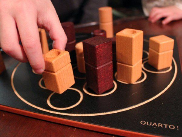 Gigamic Games: Quoridor - Katamino - Quarto