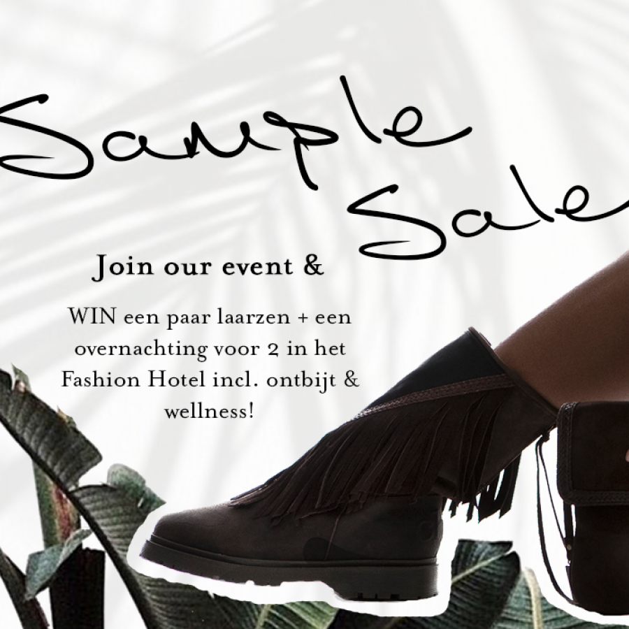 Cha Sample Sale -- Amsterdam -- 27/01-28/01