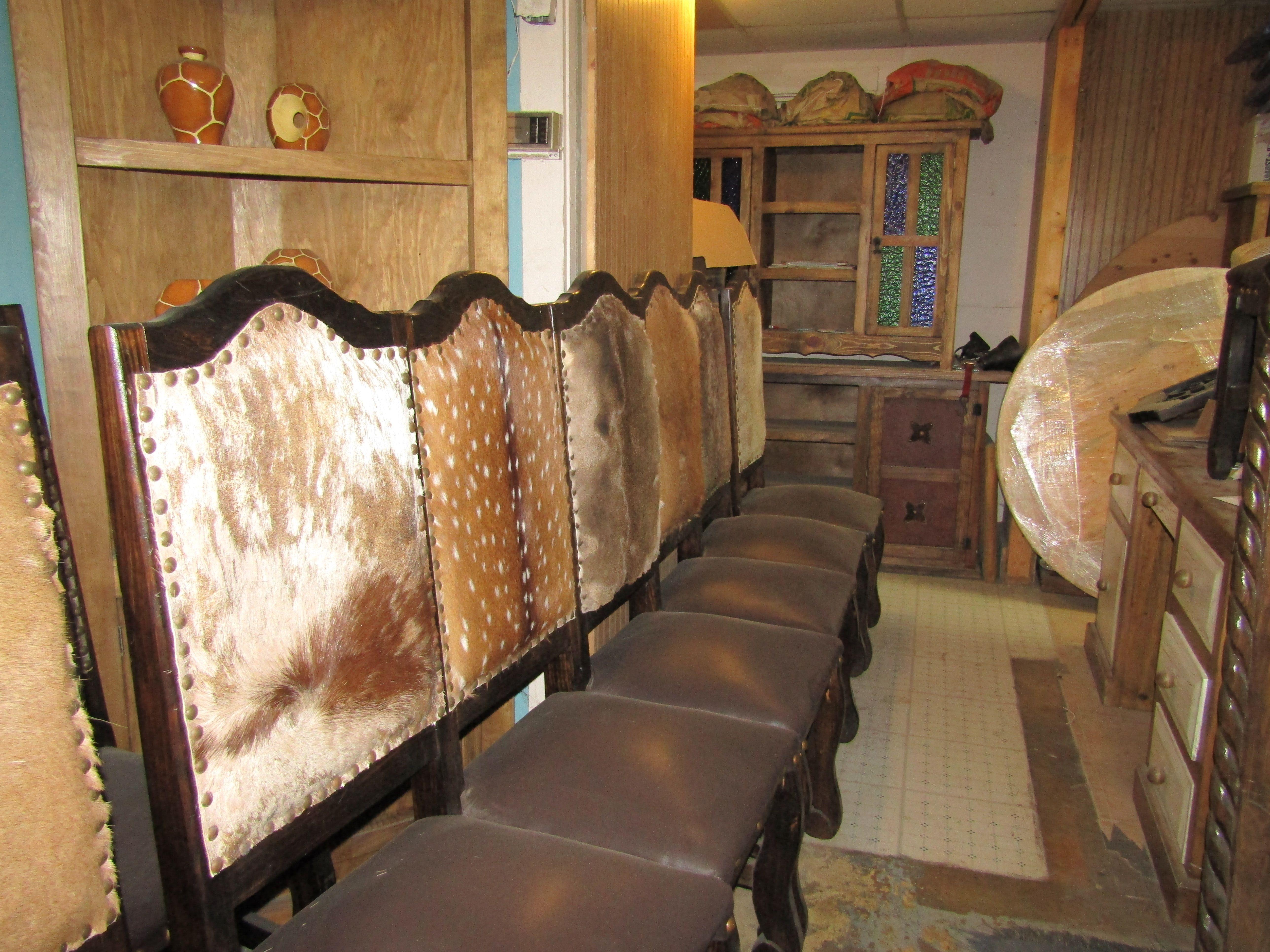 Muebles Rusticos La Hacienda 3110 San Bernardo Laredo Tx 78040  # Muebles Para Food Court