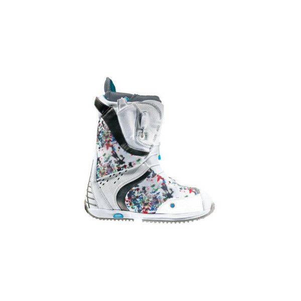 Burton Axel Snowboard Boot - Women's - 09/10 from Dogfunk.com ($280) ❤ liked on Polyvore