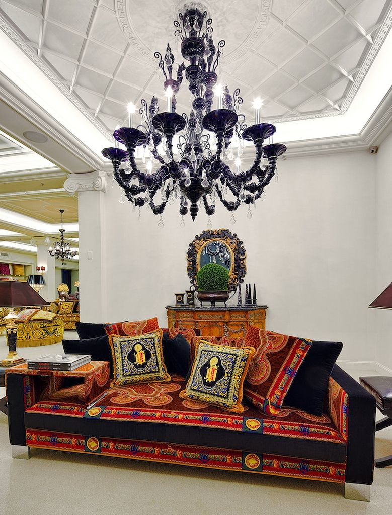 Astonishing Versace Couch Set Pics Design Ideas Idee Per La Casa Idee Case