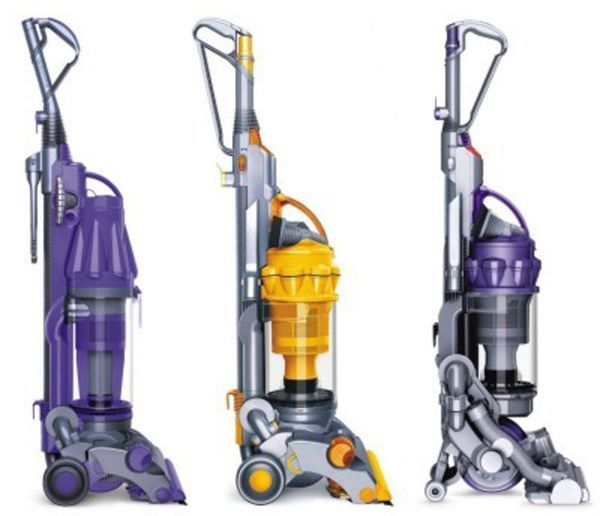 Dyson Bagless Vacuum Cleaners