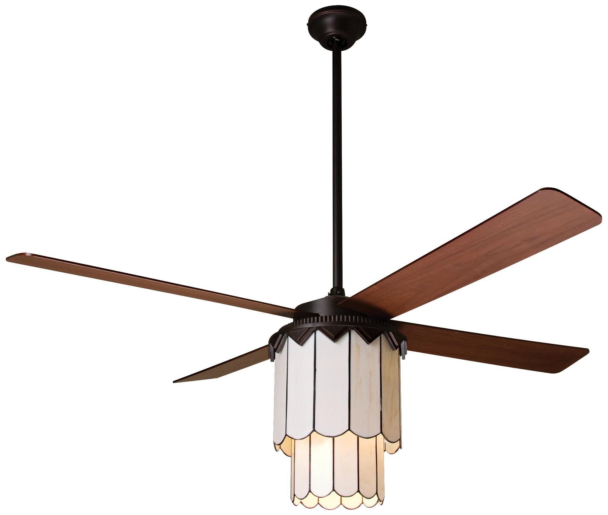 52 period arts paris bronze with light kit ceiling fan lampsplus com