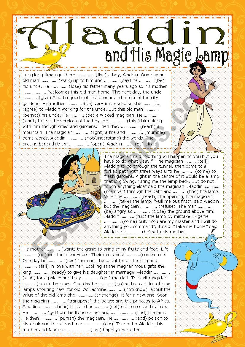 A Reading Text Fill In The Blanks With Past Simple Have A Nice Day English Stories For Kids English Reading Reading Comprehension Lessons [ 1169 x 826 Pixel ]