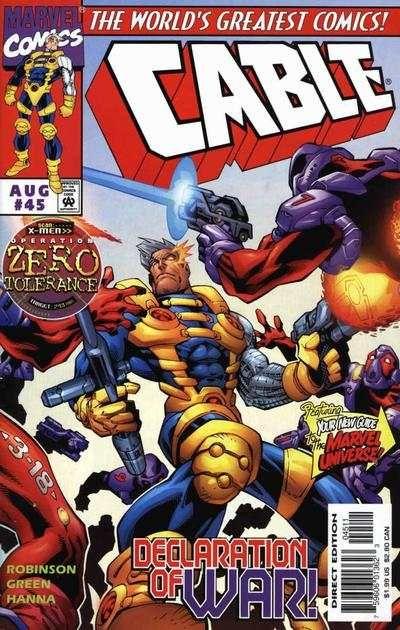 Cable Comic Book Covers Google Search Comics Marvel Comics Vintage Marvel Comics