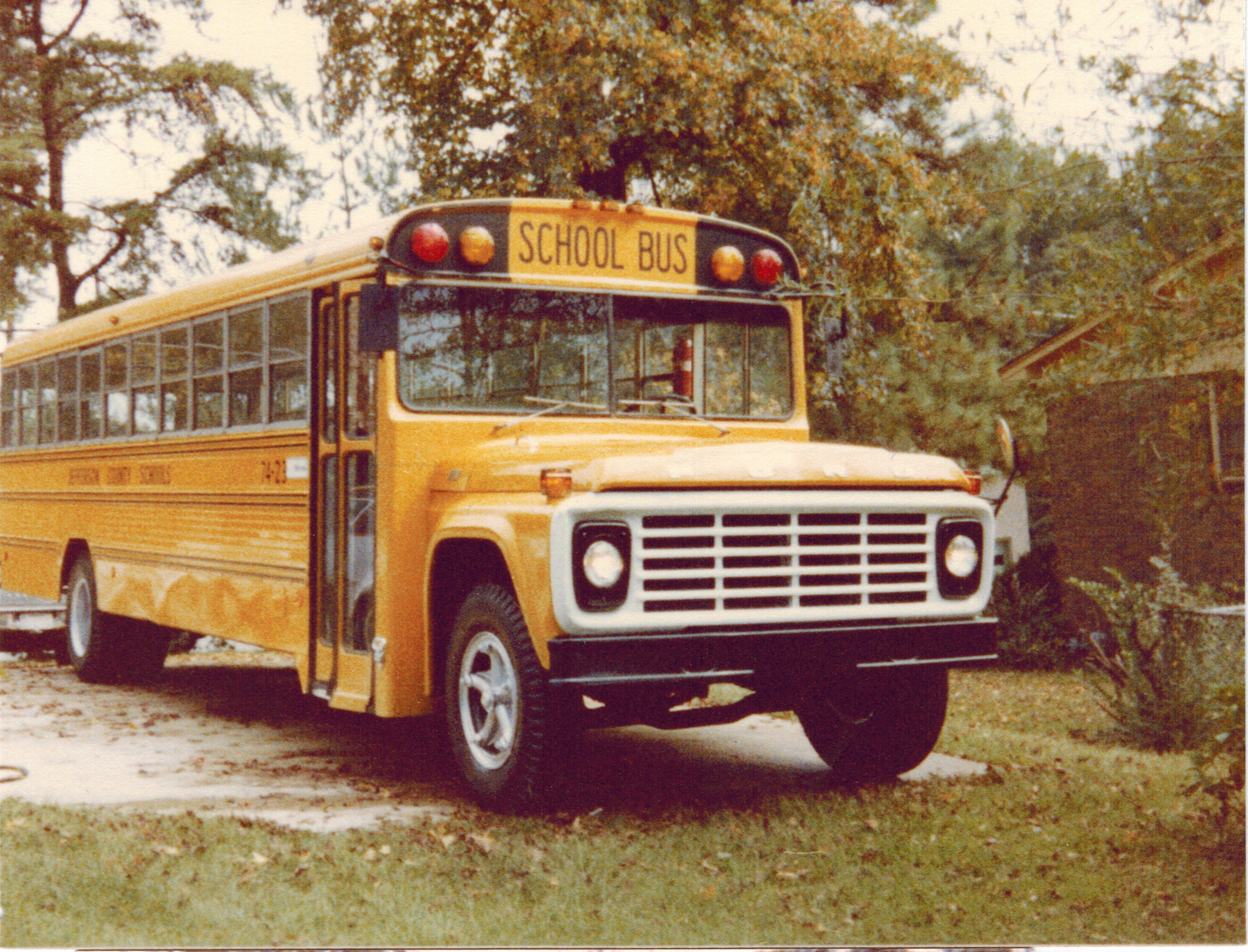 Pin On My Favorite School Buses