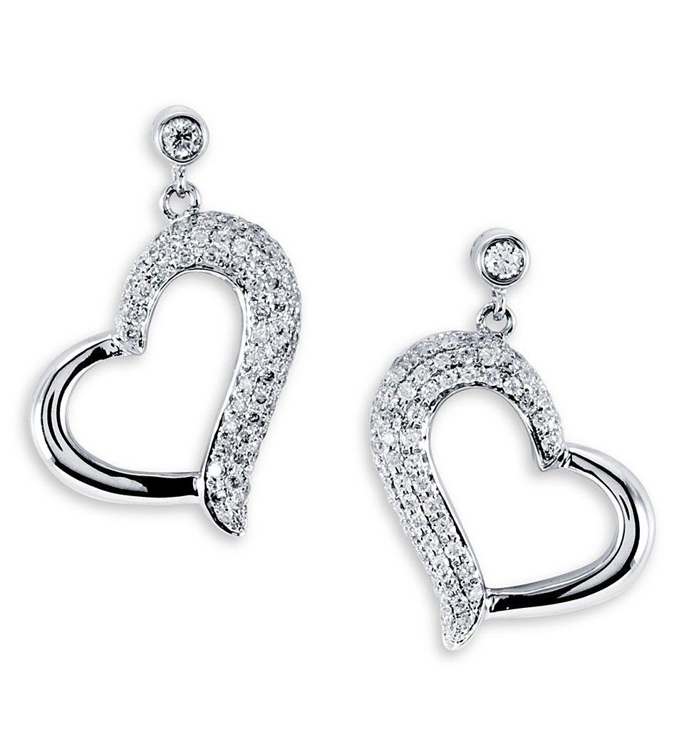 Diamond Earrings For Girls
