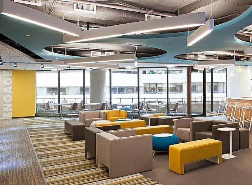 Mezzanine Ideas Inspiration Open Spaces