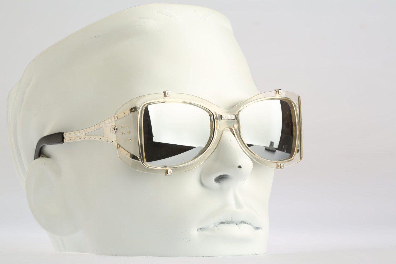 Jean Paul Gaultier 56-6204 Vintage sunglasses NOS  90's designer eyewear