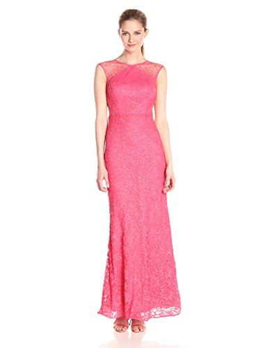 Ignite Women's Illusion Shoulder V=Back Long Sequence Gown  Illusion mesh shoulder glitter lace gown with embellishments on the mesh V-back V-back Full length gown  http://www.artydress.com/ignite-womens-illusion-shoulder-vback-long-sequence-gown/