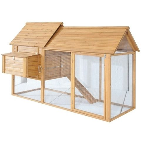 Chicken Coop Kits For 6 Chickens | Chickens U0027Ru0027 Great | WINCHESTER CHICKEN  COOP + FREE RUN   HOUSES 6 8 .