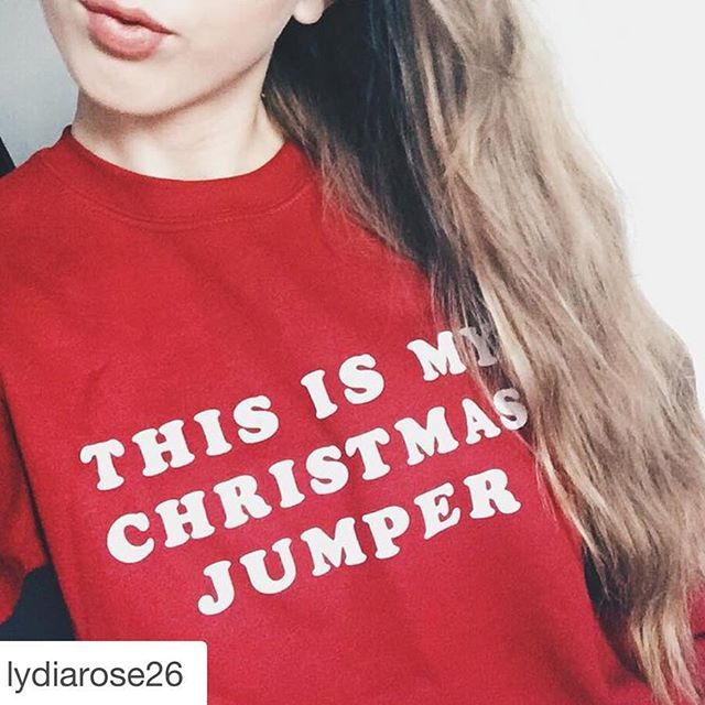 Repost Lydiarose26 On Christmas Jumper Day With Repostapp