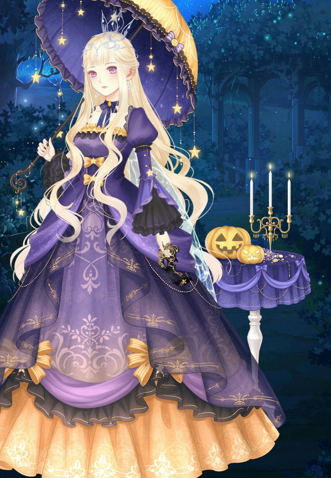 Dress up diary forest - Lovely