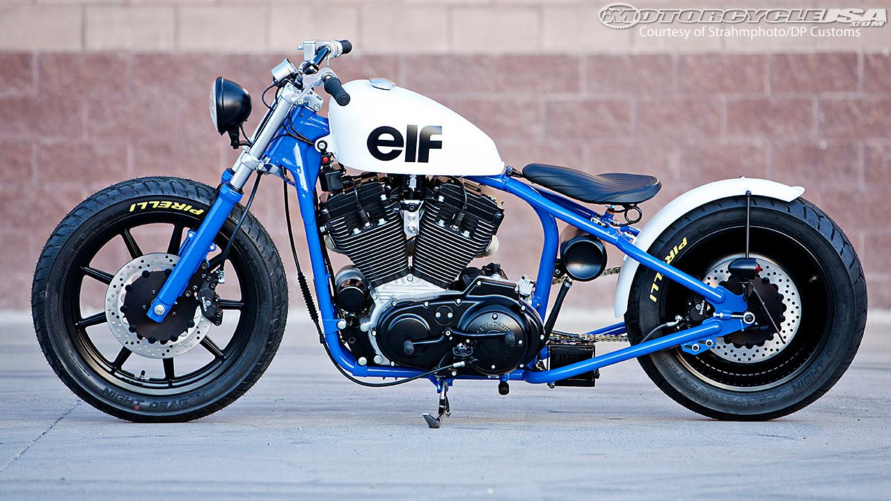 DP Customs del Rey Sportster Photos - Motorcycle USA